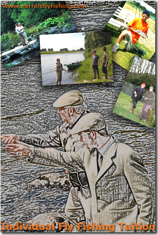 Individual fly fishing tuition