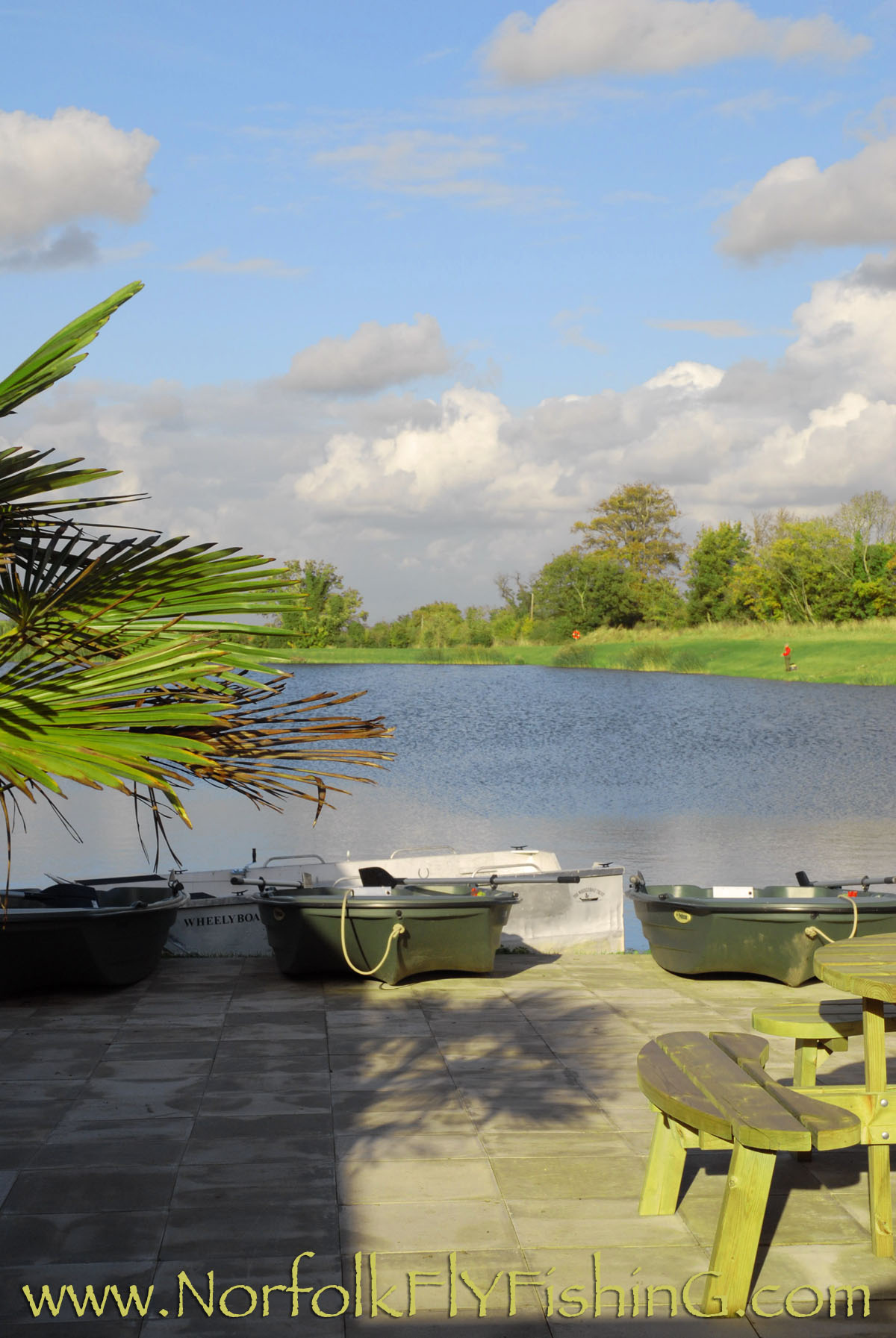 NEW!! Fly fishing courses at Blackdyke Trout Fishery ~