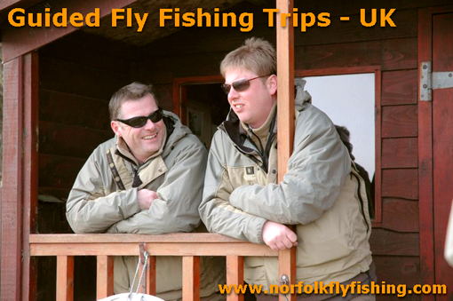 Guided Fly Fishing, UK